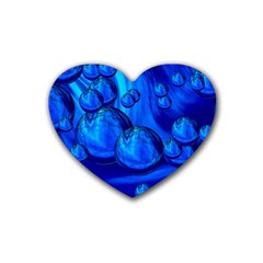 Magic Balls Drink Coasters 4 Pack (heart)