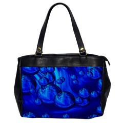 Magic Balls Oversize Office Handbag (one Side)