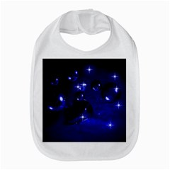 Blue Dreams Bib