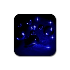 Blue Dreams Drink Coasters 4 Pack (Square)