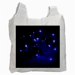 Blue Dreams Recycle Bag (One Side)