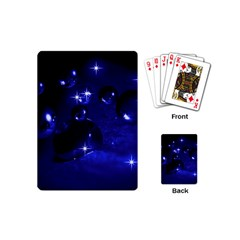 Blue Dreams Playing Cards (mini)