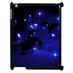 Blue Dreams Apple Ipad 2 Case (black)