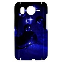 Blue Dreams HTC Desire HD Hardshell Case