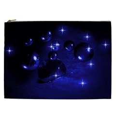 Blue Dreams Cosmetic Bag (xxl)