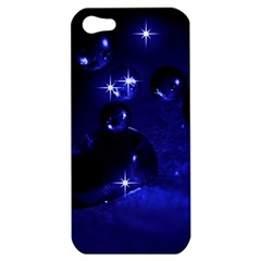 Blue Dreams Apple iPhone 5 Hardshell Case