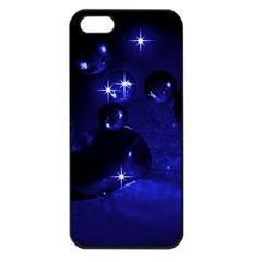 Blue Dreams Apple iPhone 5 Seamless Case (Black)