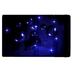 Blue Dreams Apple iPad 3/4 Flip Case