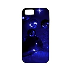 Blue Dreams Apple iPhone 5 Classic Hardshell Case (PC+Silicone)