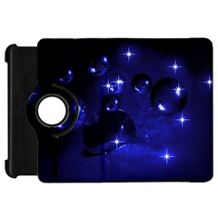 Blue Dreams Kindle Fire HD 7  Flip 360 Case