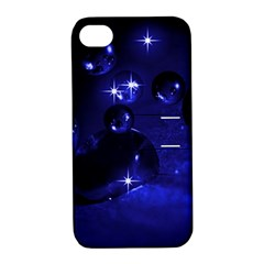 Blue Dreams Apple Iphone 4/4s Hardshell Case With Stand