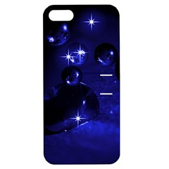 Blue Dreams Apple iPhone 5 Hardshell Case with Stand