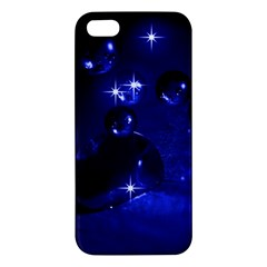 Blue Dreams iPhone 5 Premium Hardshell Case