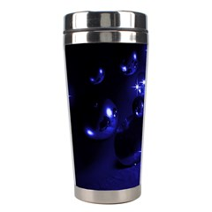 Blue Dreams Stainless Steel Travel Tumbler