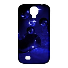 Blue Dreams Samsung Galaxy S4 Classic Hardshell Case (PC+Silicone)