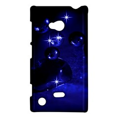 Blue Dreams Nokia Lumia 720 Hardshell Case