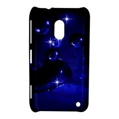 Blue Dreams Nokia Lumia 620 Hardshell Case