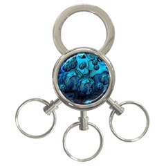 Magic Balls 3-Ring Key Chain
