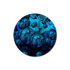 Magic Balls Drink Coasters 4 Pack (Round)
