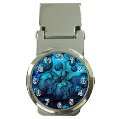Magic Balls Money Clip With Watch