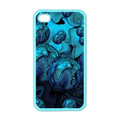 Magic Balls Apple iPhone 4 Case (Color)