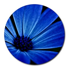 Flower 8  Mouse Pad (Round)