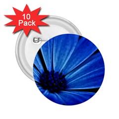 Flower 2.25  Button (10 pack)