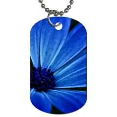 Flower Dog Tag (Two-sided)