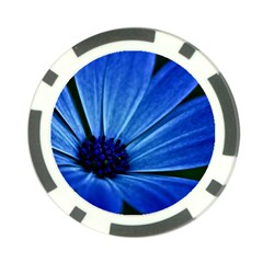 Flower Poker Chip (10 Pack)