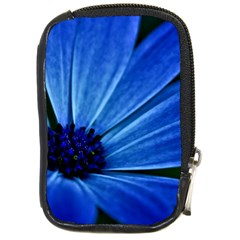 Flower Compact Camera Leather Case