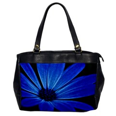 Flower Oversize Office Handbag (one Side)