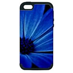 Flower Apple iPhone 5 Hardshell Case (PC+Silicone)