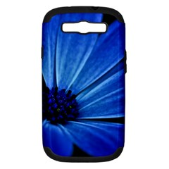 Flower Samsung Galaxy S III Hardshell Case (PC+Silicone)