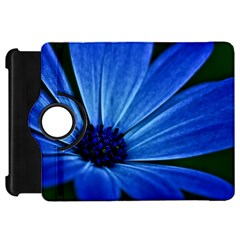 Flower Kindle Fire Hd 7  Flip 360 Case