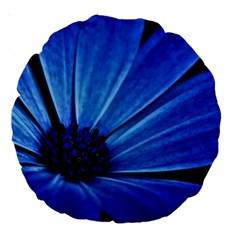 Flower 18  Premium Round Cushion