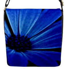 Flower Flap closure messenger bag (Small)