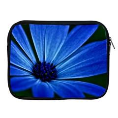 Flower Apple Ipad 2/3/4 Zipper Case