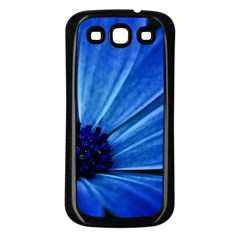 Flower Samsung Galaxy S3 Back Case (Black)