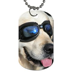 Cool Dog  Dog Tag (two Sided)