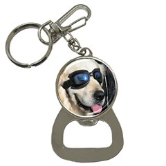 Cool Dog  Bottle Opener Key Chain