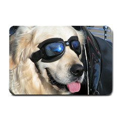 Cool Dog  Small Door Mat