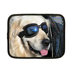 Cool Dog  Netbook Case (Small)