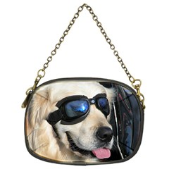 Cool Dog  Chain Purse (Two Sided)