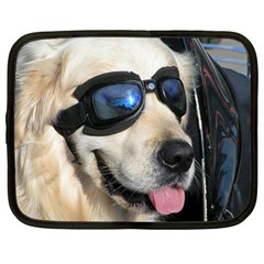 Cool Dog  Netbook Case (XXL)