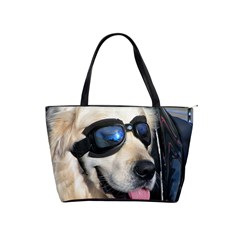 Cool Dog  Large Shoulder Bag