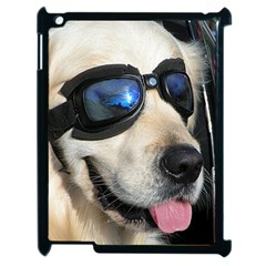 Cool Dog  Apple iPad 2 Case (Black)