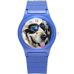 Cool Dog  Plastic Sport Watch (small)