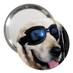 Cool Dog  3  Handbag Mirror