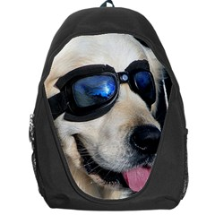 Cool Dog  Backpack Bag