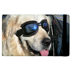 Cool Dog  Apple Ipad 2 Flip Case